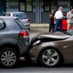 schade door verkeersongeval