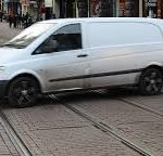 ongeval met bus, tram of trein